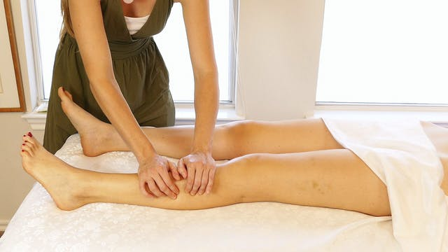 Massage with Meera: Lower Body