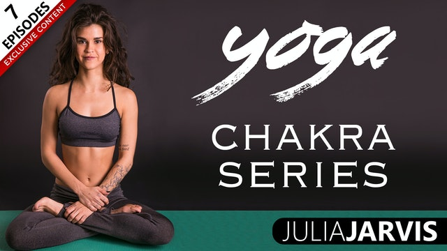 Yoga Chakra Series