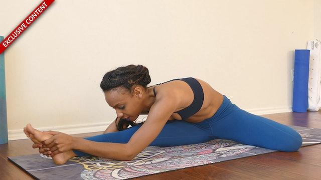 Flexibility For Splits