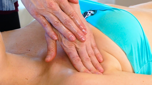 Chest Massage & Guided Meditation With Jade