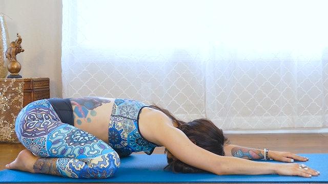 Yin Yoga for Shoulder Pain