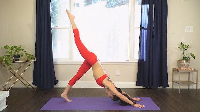 Full Body Flow For Flexibility