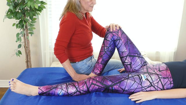 Stretches & Bodywork for Tight Hamstr...