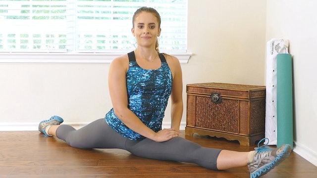 Splits Flexibility Workout