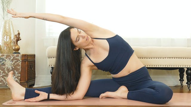 Feel Good Yoga for a Stressful Day