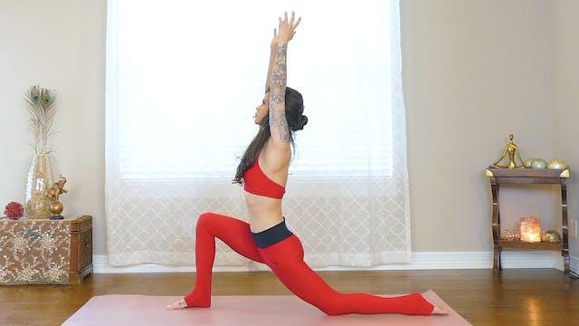 Deep Hip Opening Yoga