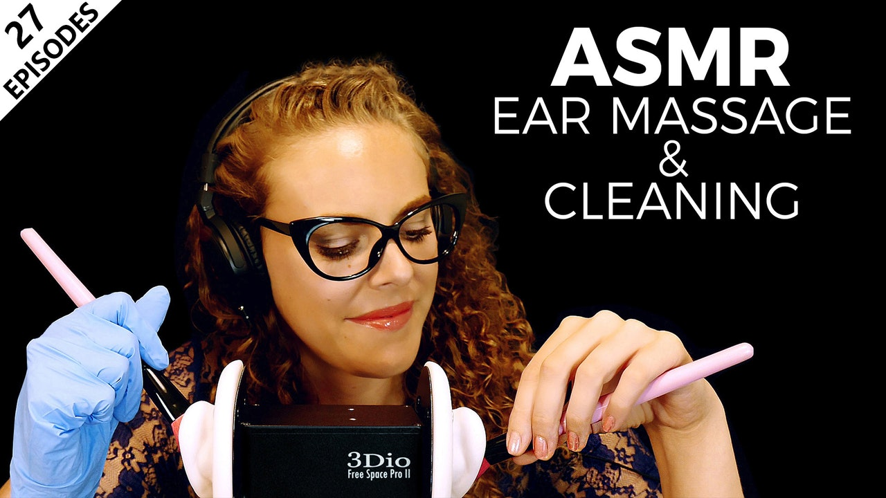 ASMR Ear Massage