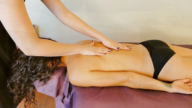 How To Back Massage
