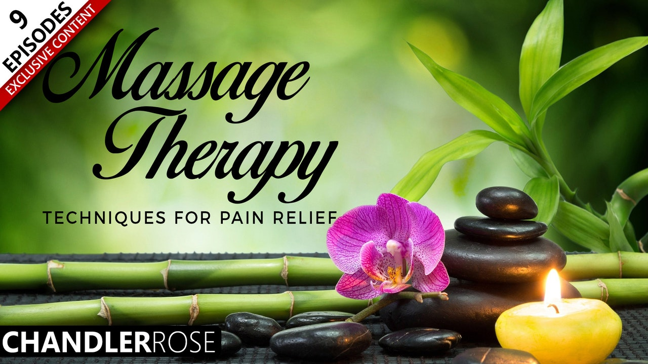 Massage Therapy Techniques For Pain Relief
