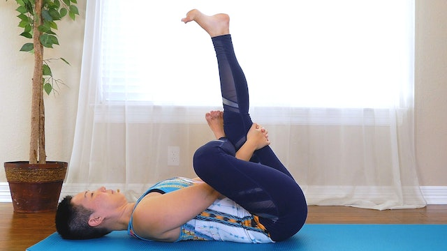 Beginners Yoga For The Lower Body