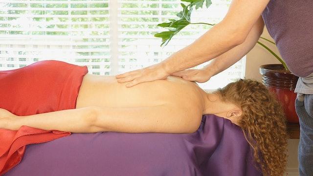 Robert's Favorite Simple Back Massage Techniques