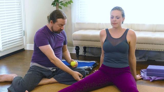 Yoga Massage: 7 Secrets of Flexibility