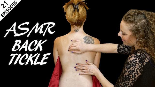ASMR Back Tickle