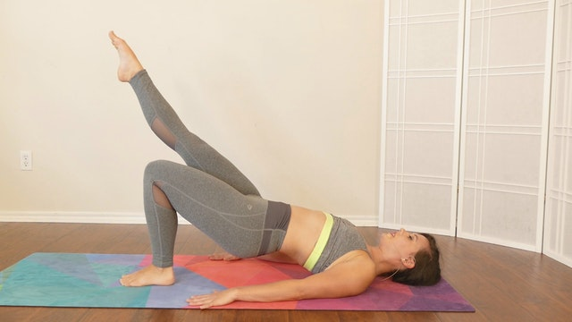 Total Body Pilates Workout