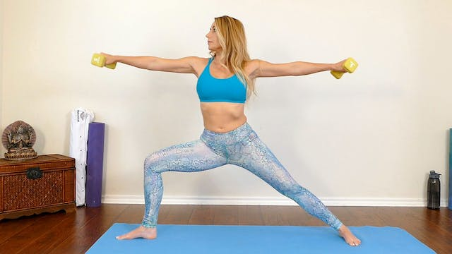 Yoga Total Body Sculpt