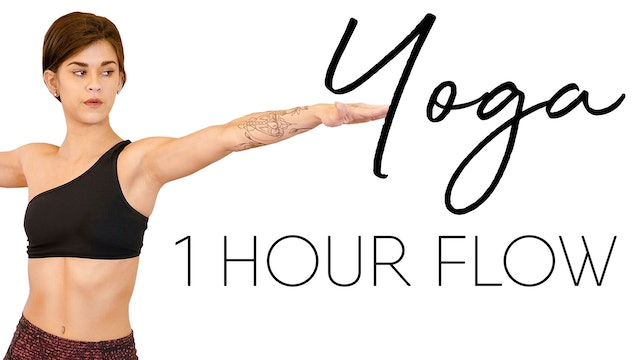 Yoga - 1 Hour Flow