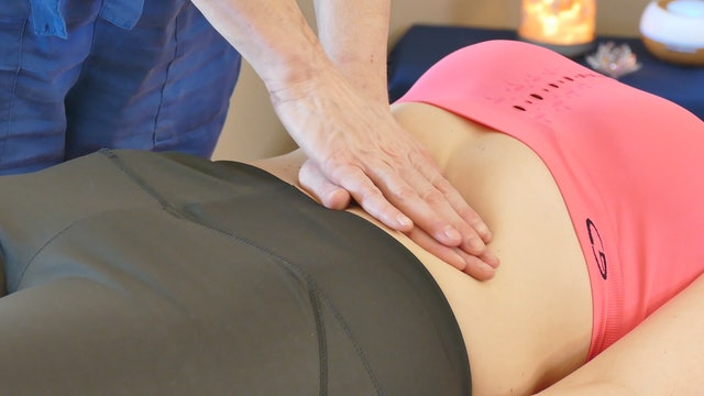 Abdomen Trigger Points & Massage for PMS with Jade