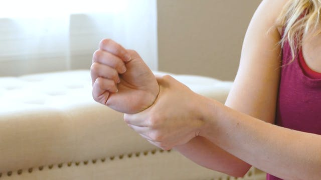 Stretches for Wrist Pain & Carpal Tunnel
