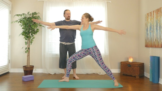 Complete Beginners Yoga Class