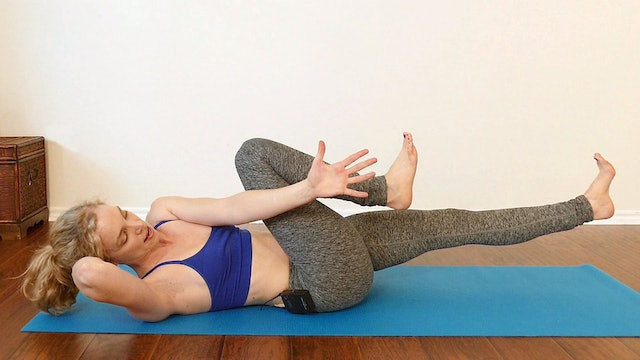 Quick Intense Yoga For Core Strength