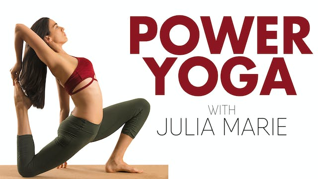 Power Yoga With Julia Marie