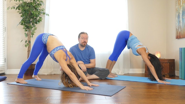 Yoga Flow For Upper Back and Neck Pain