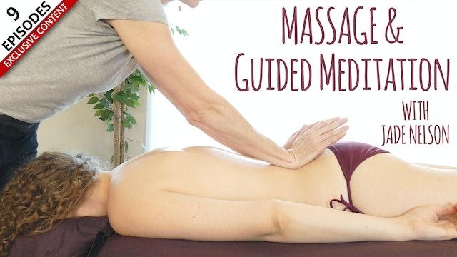 Massage & Guided Meditation