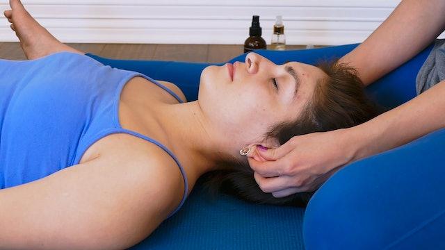 Immune Support Chest & Head Massage Tutorial