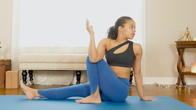 Yoga for Back Pain & Spinal Health