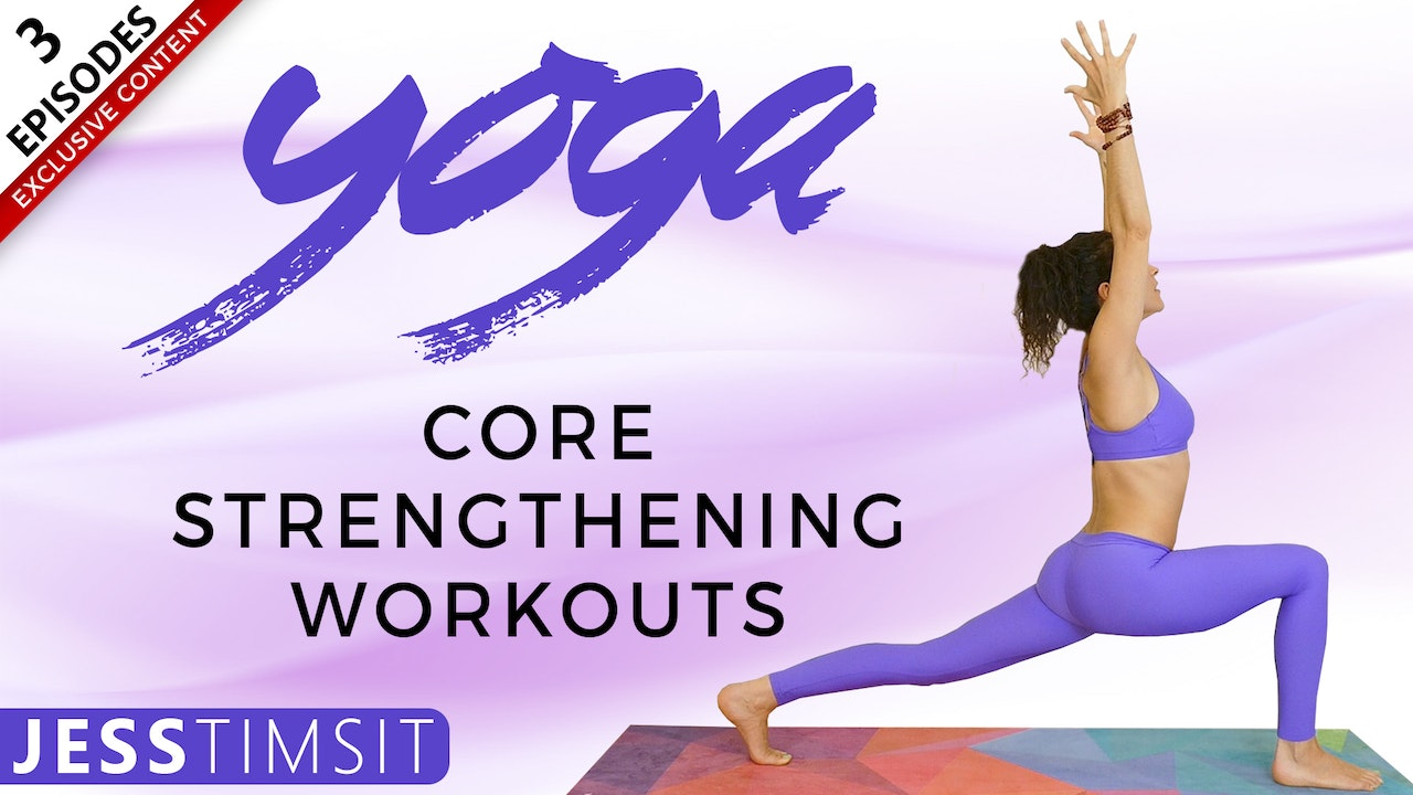 Yoga Core Strengthening Workouts