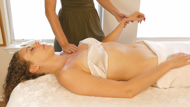 Massage with Meera: All About Arms