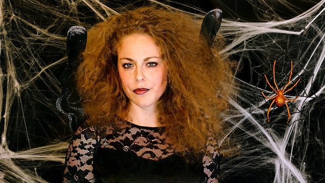 Halloween Dark Fairy Soft-Spoken Roleplay