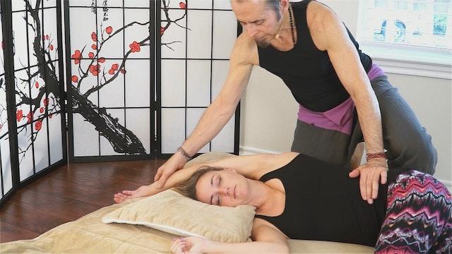 Headaches & Neck Pain Thai Massage Techniques