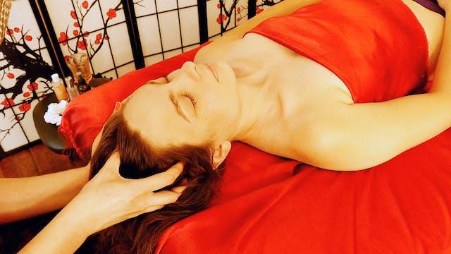 Ear to Ear Whispers Scalp Massage, Me...