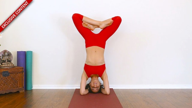 Day 14: Headstands
