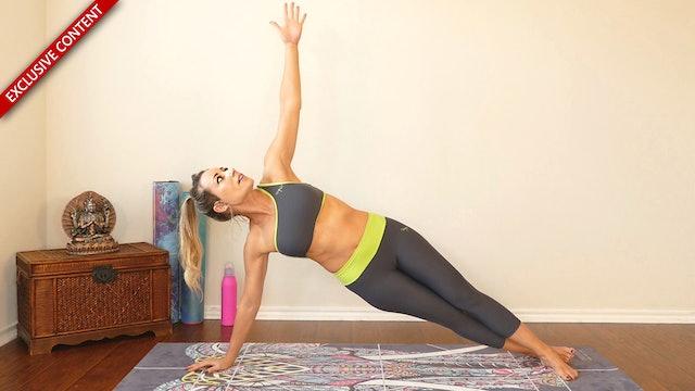 Core Strength Yogalates