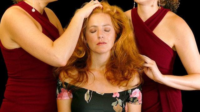 Scalp Massage & Hair Play Meditation with Adrienne