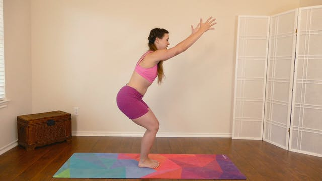 Core Strength Pilates with Kait