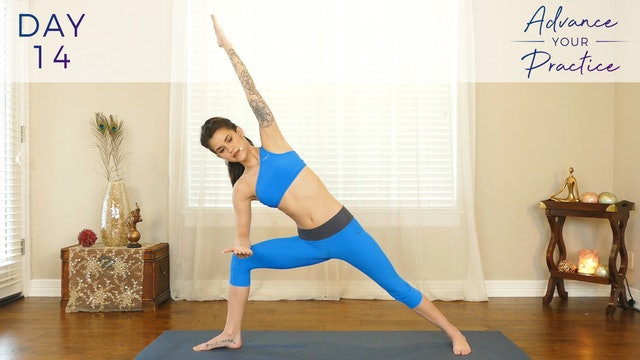 Day 14: Side Body Opening for Spinal Health & Flexibility