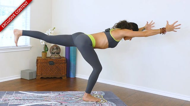 Day 16: Balancing Poses