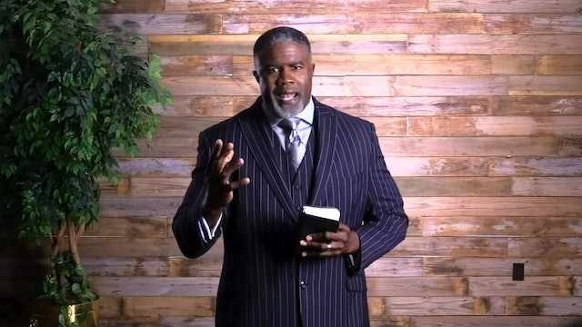 Terrance Dindy: Loving Provisions of Our Heavenly Father (Gen 1)