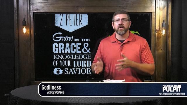 Jimmy Holland: Godliness