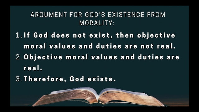 Caleb Colley: Engaging the Skeptics on Theism: God is Not Required for Morality
