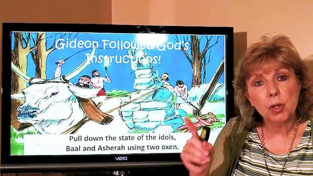 Tish Housley: Gideon (Judges 6-7) (Cl...