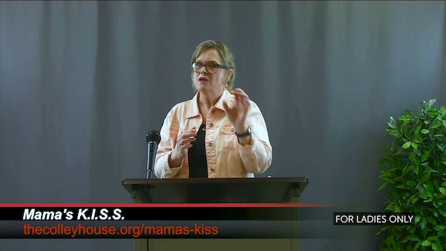 Cindy Colley: Moms (and Grandmoms) Can Make the Church Stronger: Part 2
