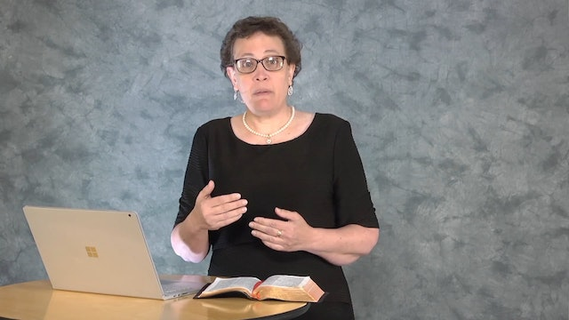 April Meacham: Relationships and Readiness - Ephesians 6