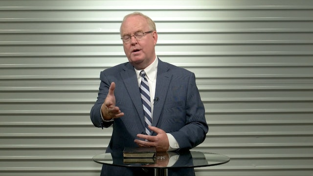 Glenn Colley: Getting to Know Jesus Better by His Names