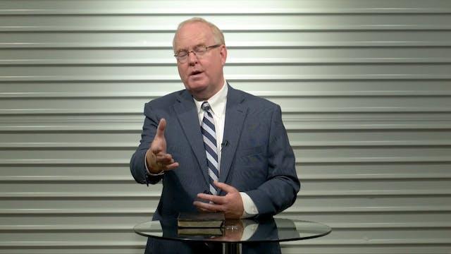 Glenn Colley: Getting to Know Jesus B...