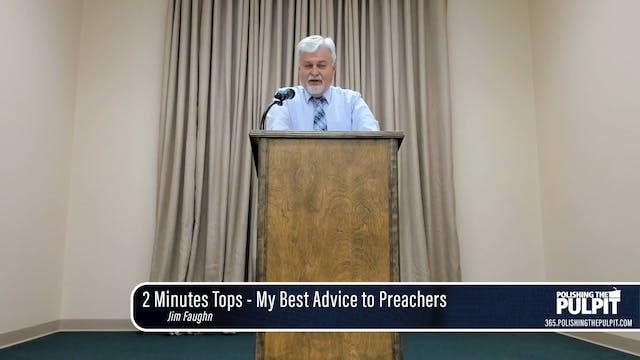 Jim Faughn: 2 Minutes Tops - My Best ...