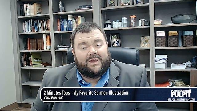 Chris Donovant: 2 Minutes Tops - My F...
